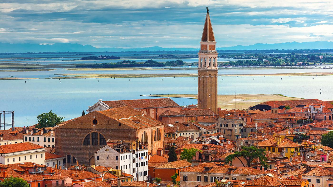 Die Gassen Venedigs wurden häufig als Drehort für Kriminalfälle genutzt