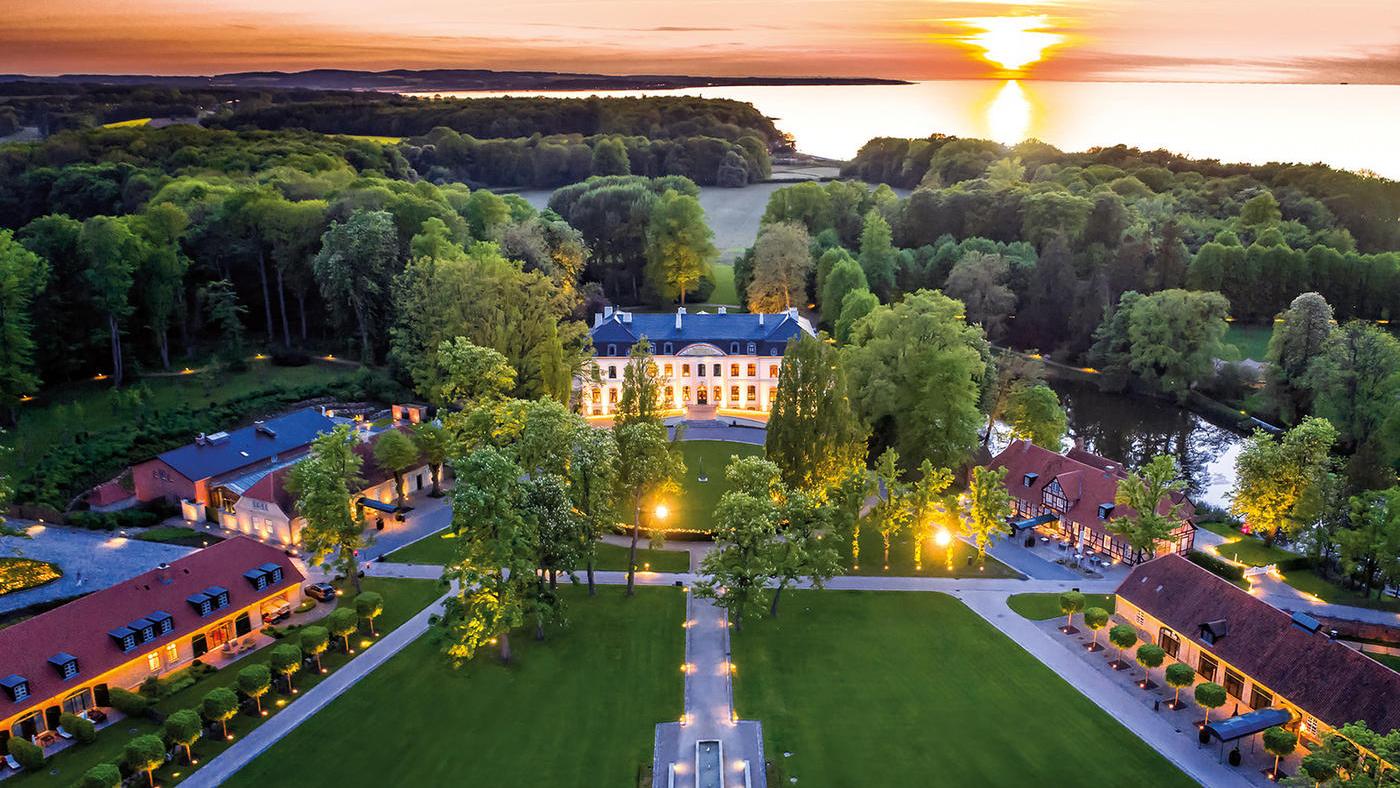 Eine Oase der Ruhe inmitten von Natur: Das Weissenhaus Grand Village Resort & Spa am Meer