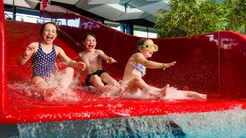 Hier haben eure Kids definitiv VIEL Badespaß!