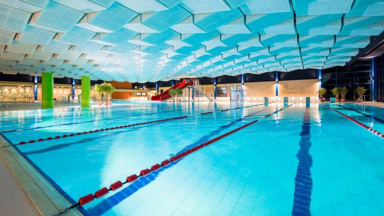 Ein komplett renoviertes Spaßbad erwartet euch im best FAMILY Hotel Baltic auf Usedom