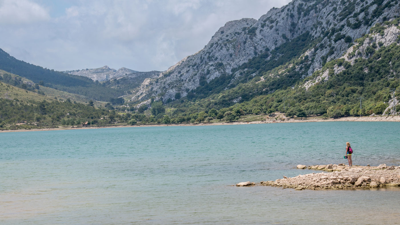 Cúber–Stausee: Mallorcas größter Stausee und wichtiger Wasserlieferant