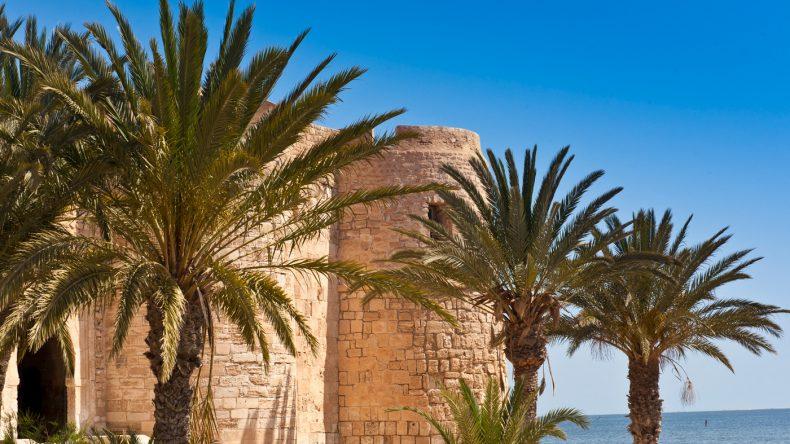 10. Die Festung Fort Ghazi Mustapha