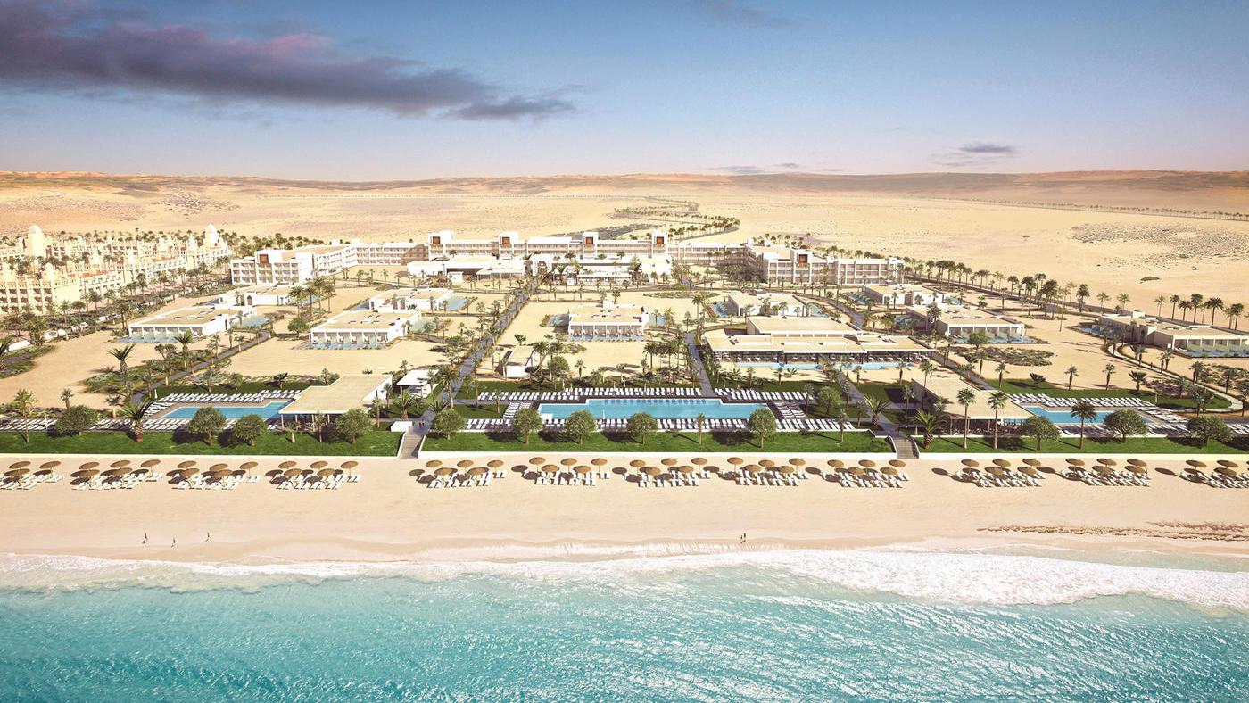 Modellbild des neuen Hotel Riu Palace Boavista