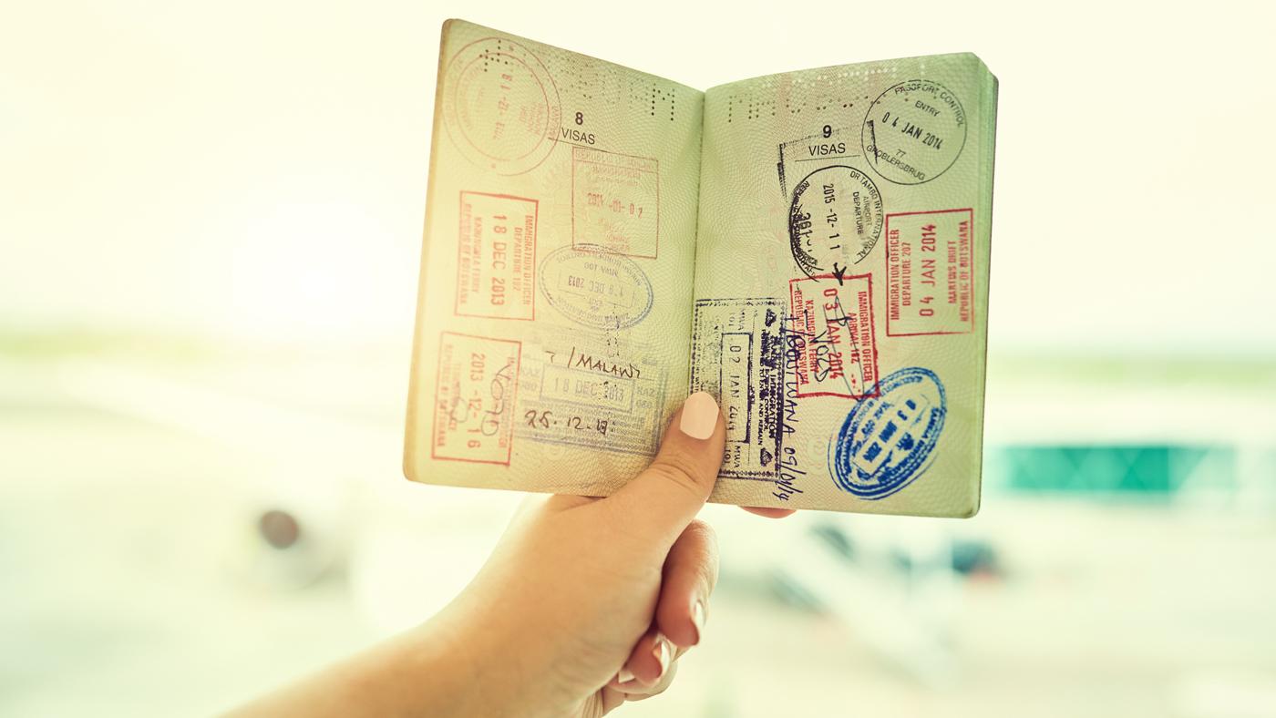 Wer in die USA einreisen möchte, benötigt einen mindestens sechs Monate gültigen Reisepass
