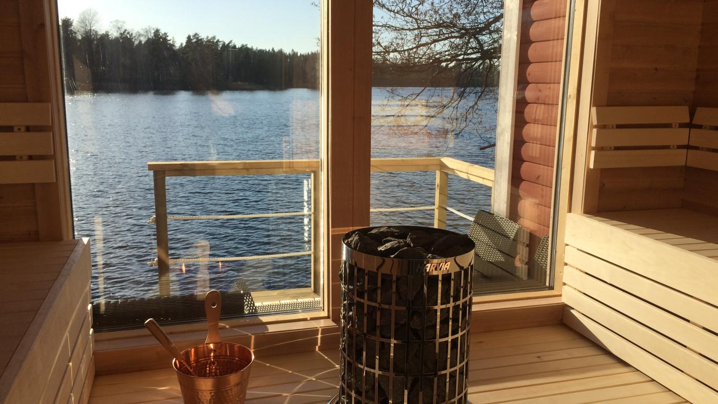 Paradies pur! Dieses Ferienhaus mit Sauna in Schweden