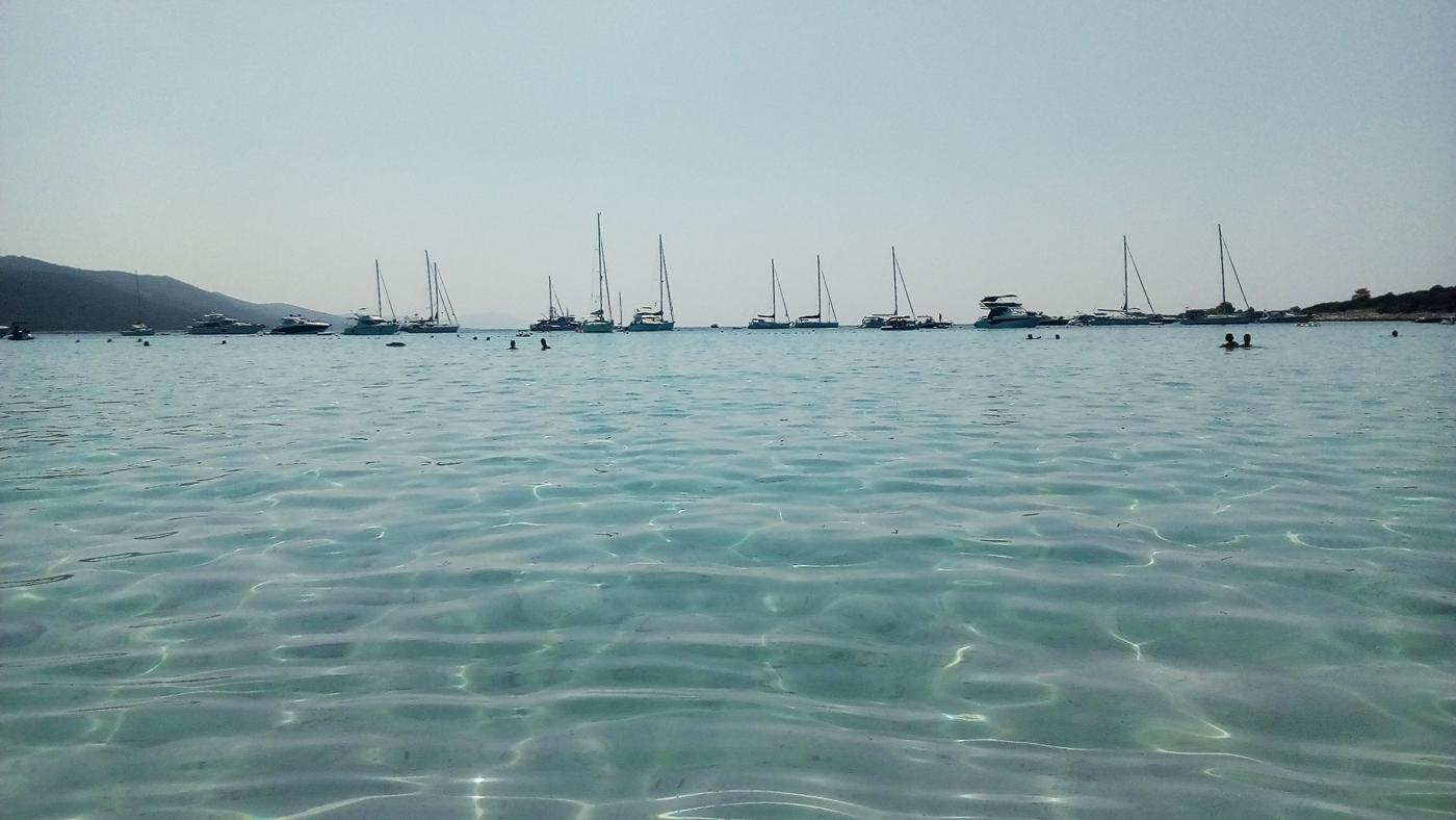 Traumstrand gefunden! Der Sakarun Beach auf der Insel Dugi Otok