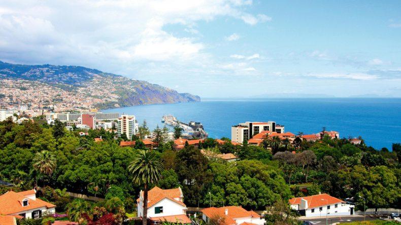Perfekte Aussichten vom Hotel aus!