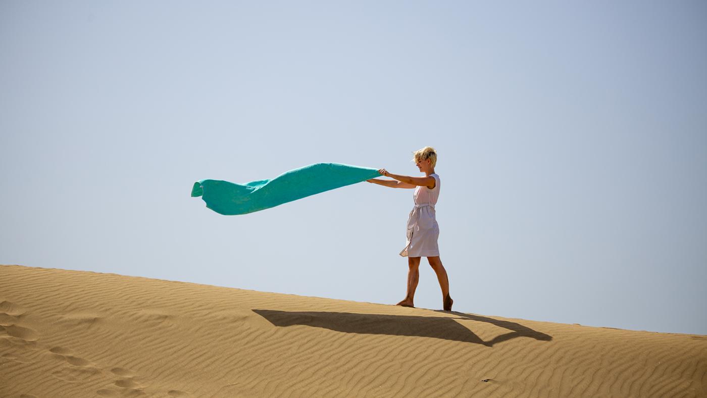 Die Dünen von Maspalomas: Sand so weit das Auge reicht!