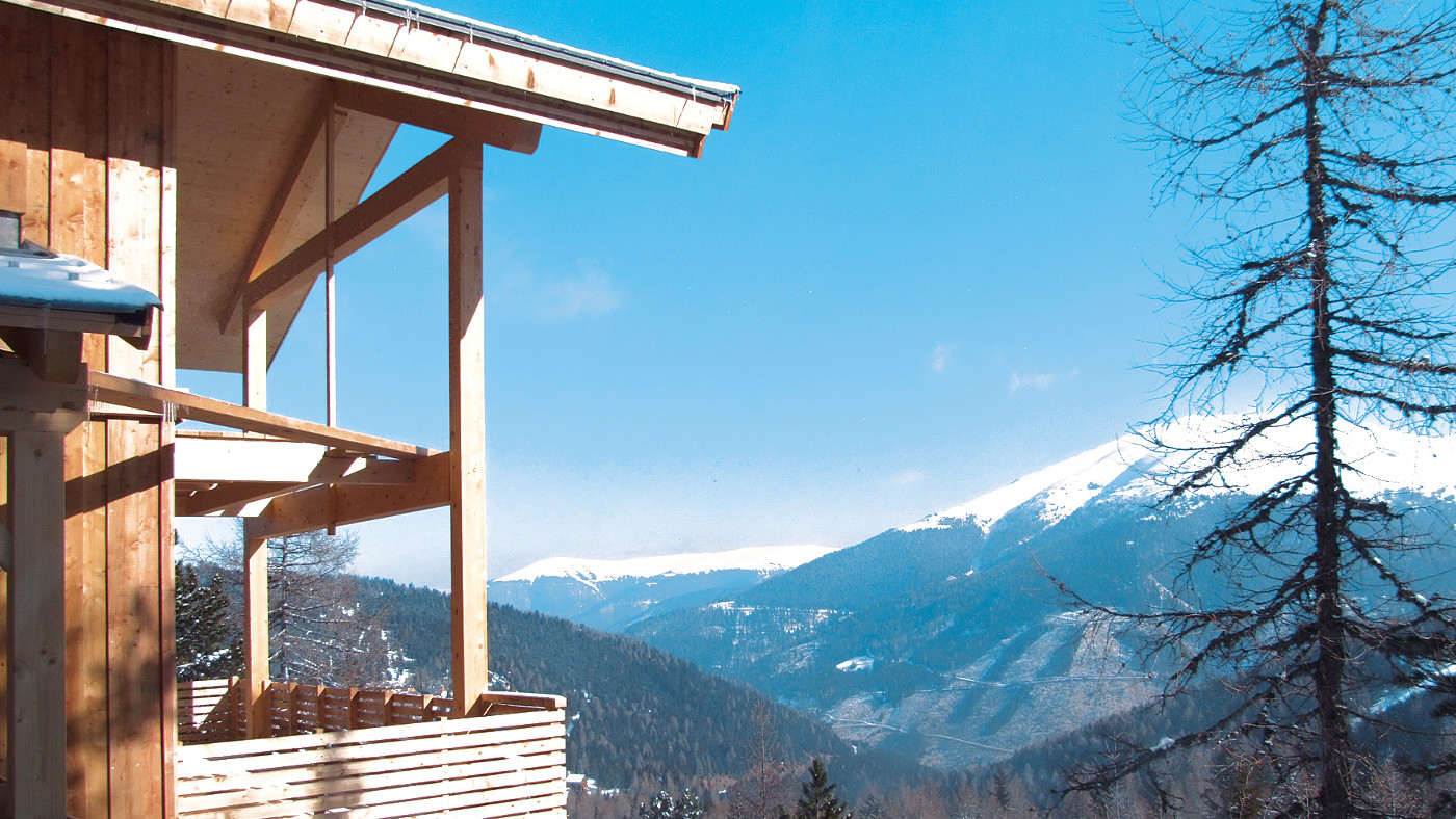 Das Ferienhaus in der Steiermark ist bestens eingerichtet und bietet sogar ein Pistenbutler-Programm