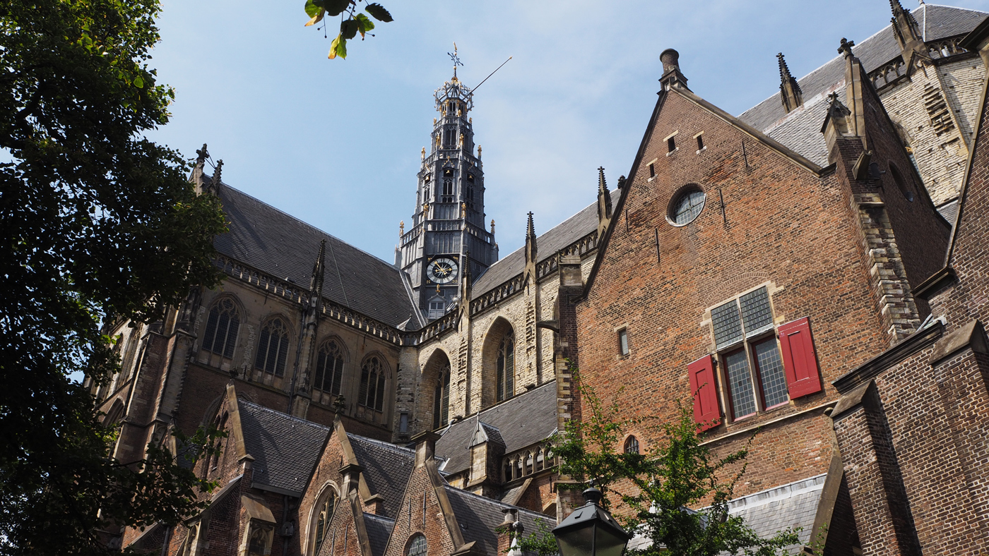 Kirche in Haarlem