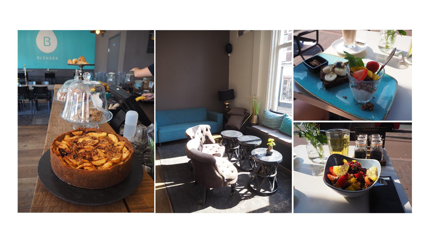 Meine Empfehlung für ein leckeres Frühstück: Das Blender in Haarlem