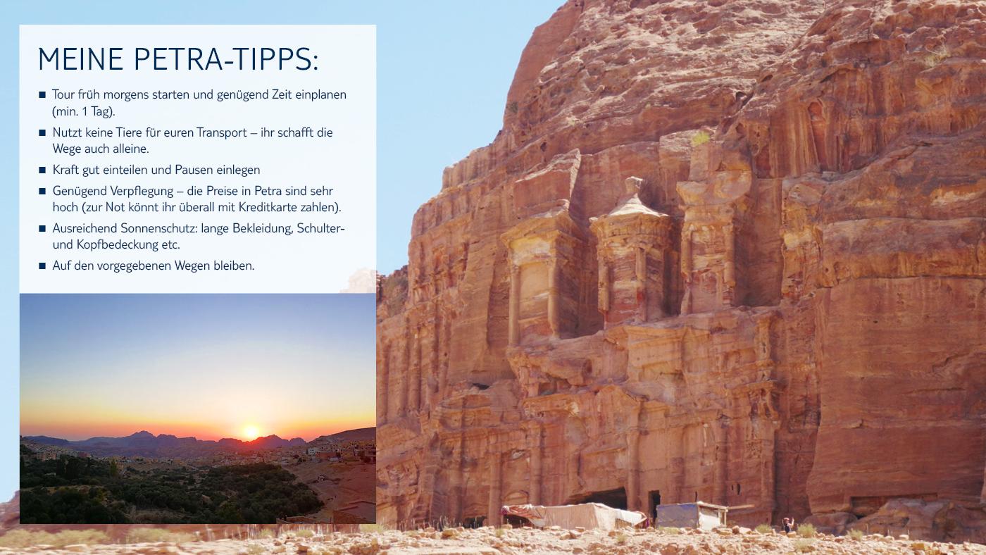 TOP Tipps für Petra