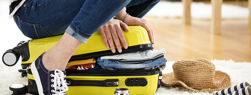 TUI fly Pack-Tipps: Kofferpacken leicht gemacht