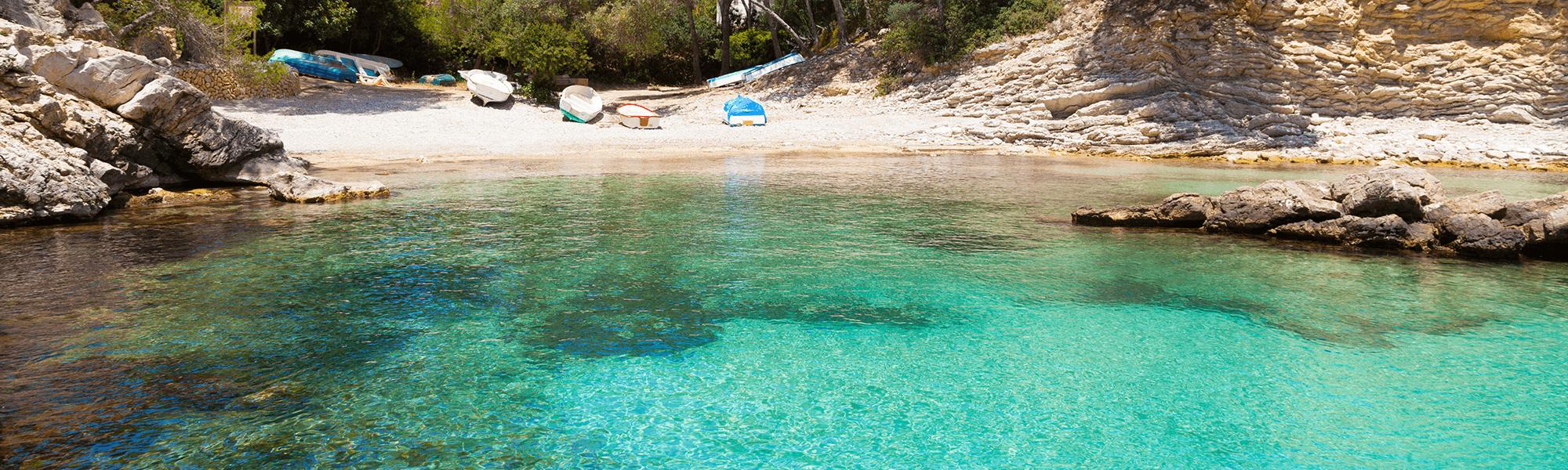 Cala-Fornells-Mallorca