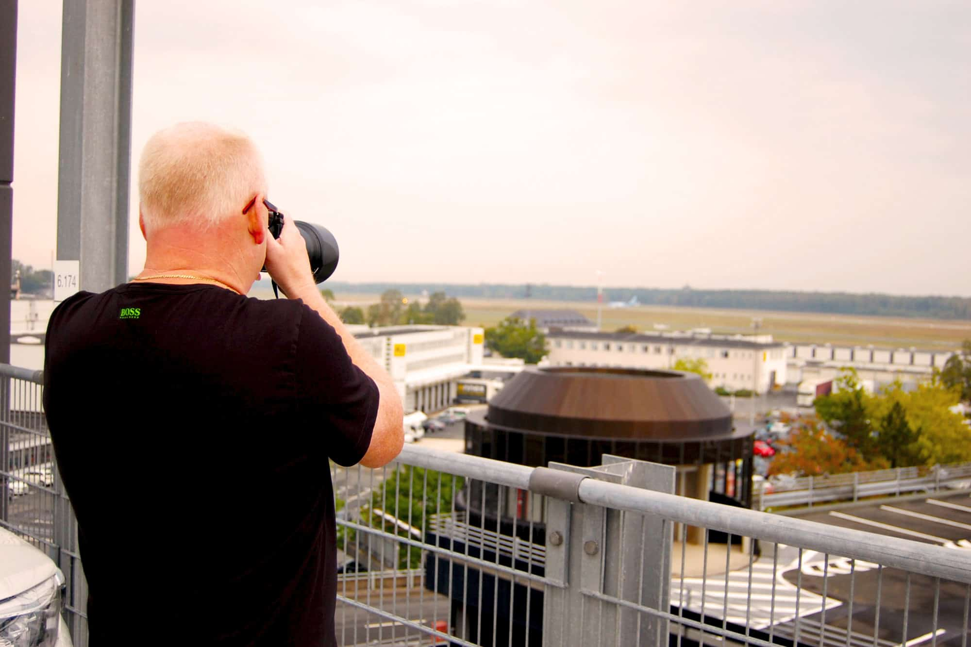 Interview mit Flugzeug-Spotter Dirk Oehlschläger