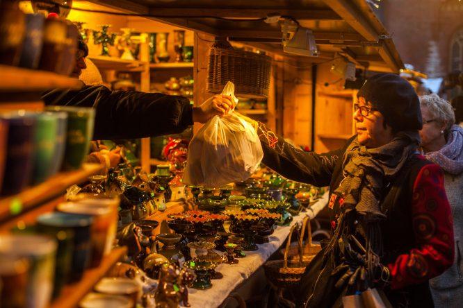 Doma laukums weihnachtsmarkt