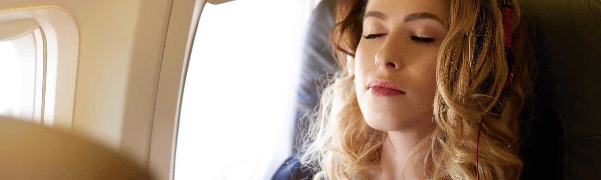 Entspannt fliegen - mit unseren Top 12 Flug-Tipps
