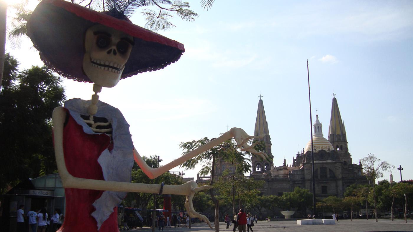 Pompöse Kolonialbauten, tolle Märkte und weite Plätze - in Guadalajara gibt es viel zu entdecken.