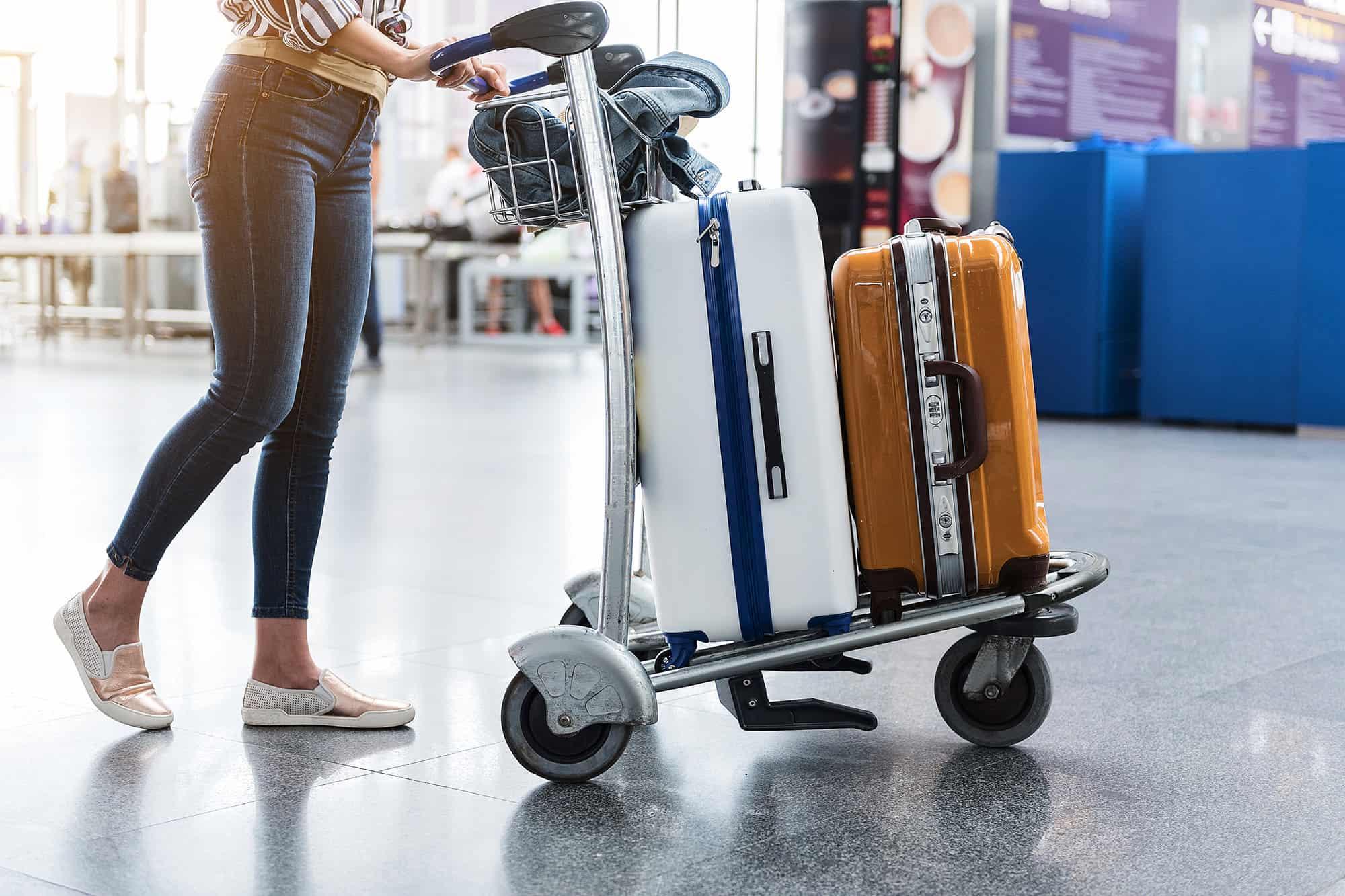 Reisegepäck bei TUI fly – Wissenswertes rund um Koffer & Co