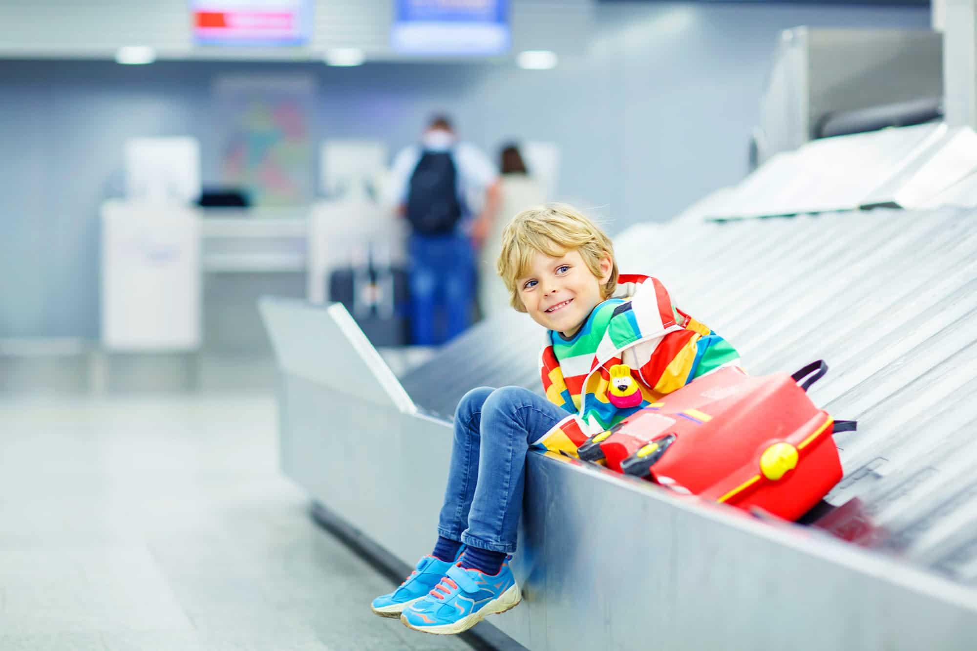 Mit Kind und Kegel: Fliegen mit Kindern bei TUI fly