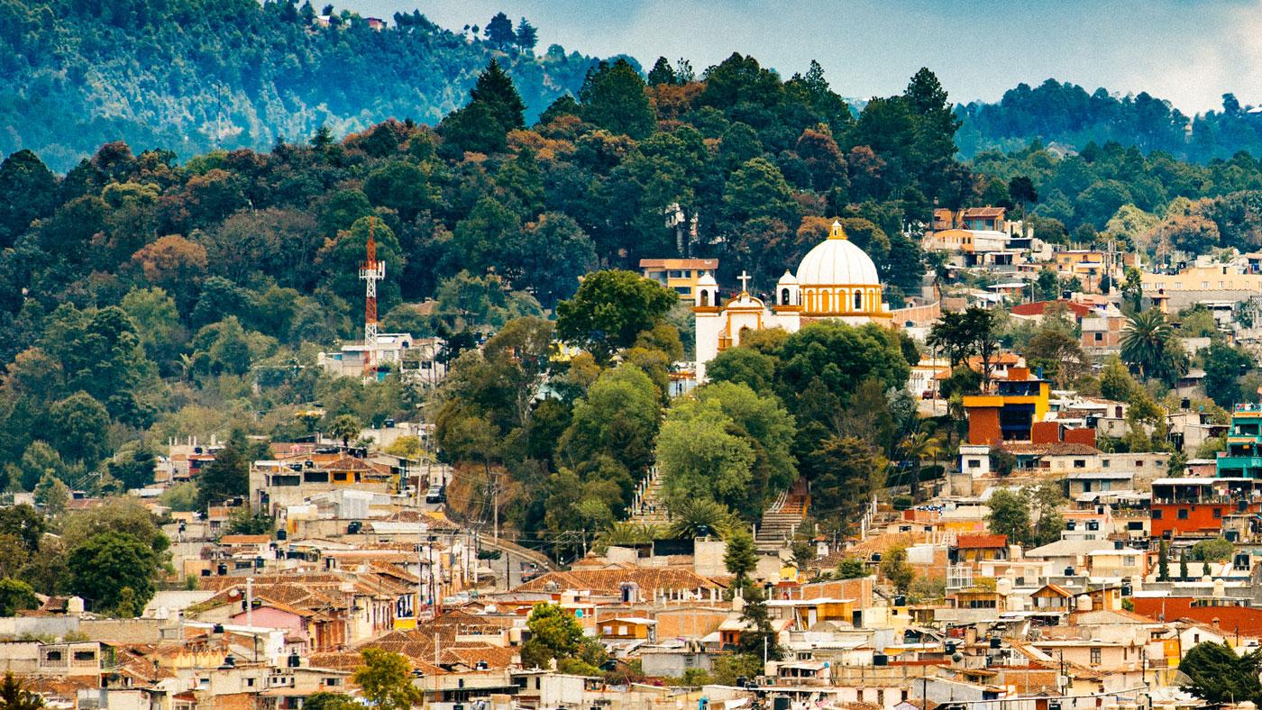 Wunderschön ist diese Mexiko Sehenswürdigkeit: San Cristóbal de las Casas