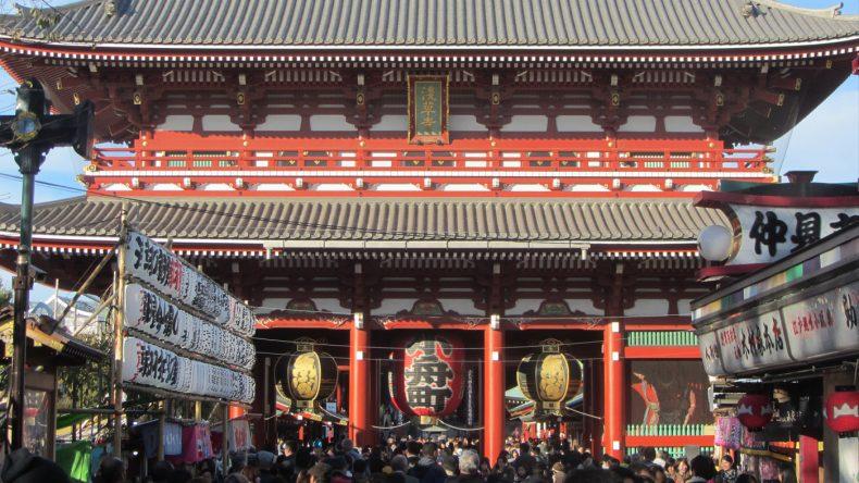 Der im gleichnamigen Stadtteil befindliche Asakusa-Schrein ist ein beliebtes kulturelles und kulinarisches Ausflugsziel.