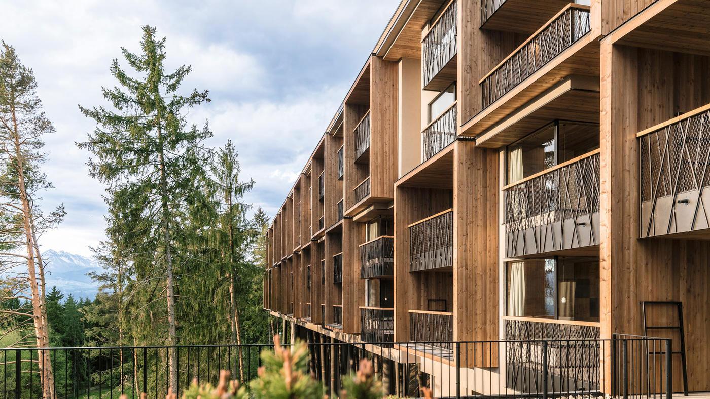 Faszinierende Baumhausarchitektur im TUI SENSIMAR My Arbor