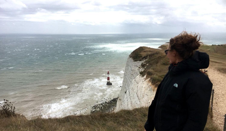 Beachy Head Steilklippen