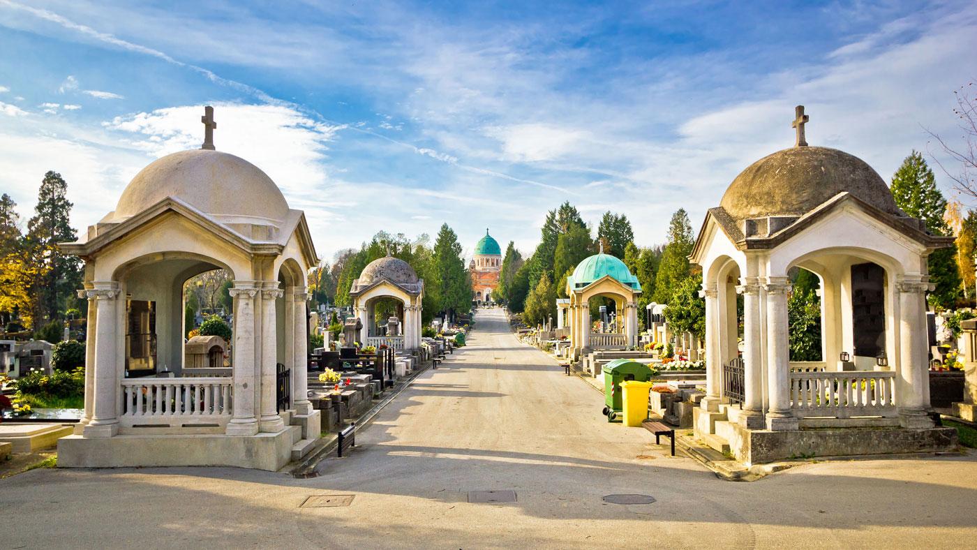 Schön anzusehen ist auch der Mirogoj-Friedhof! (istockphoto/xbrchx)