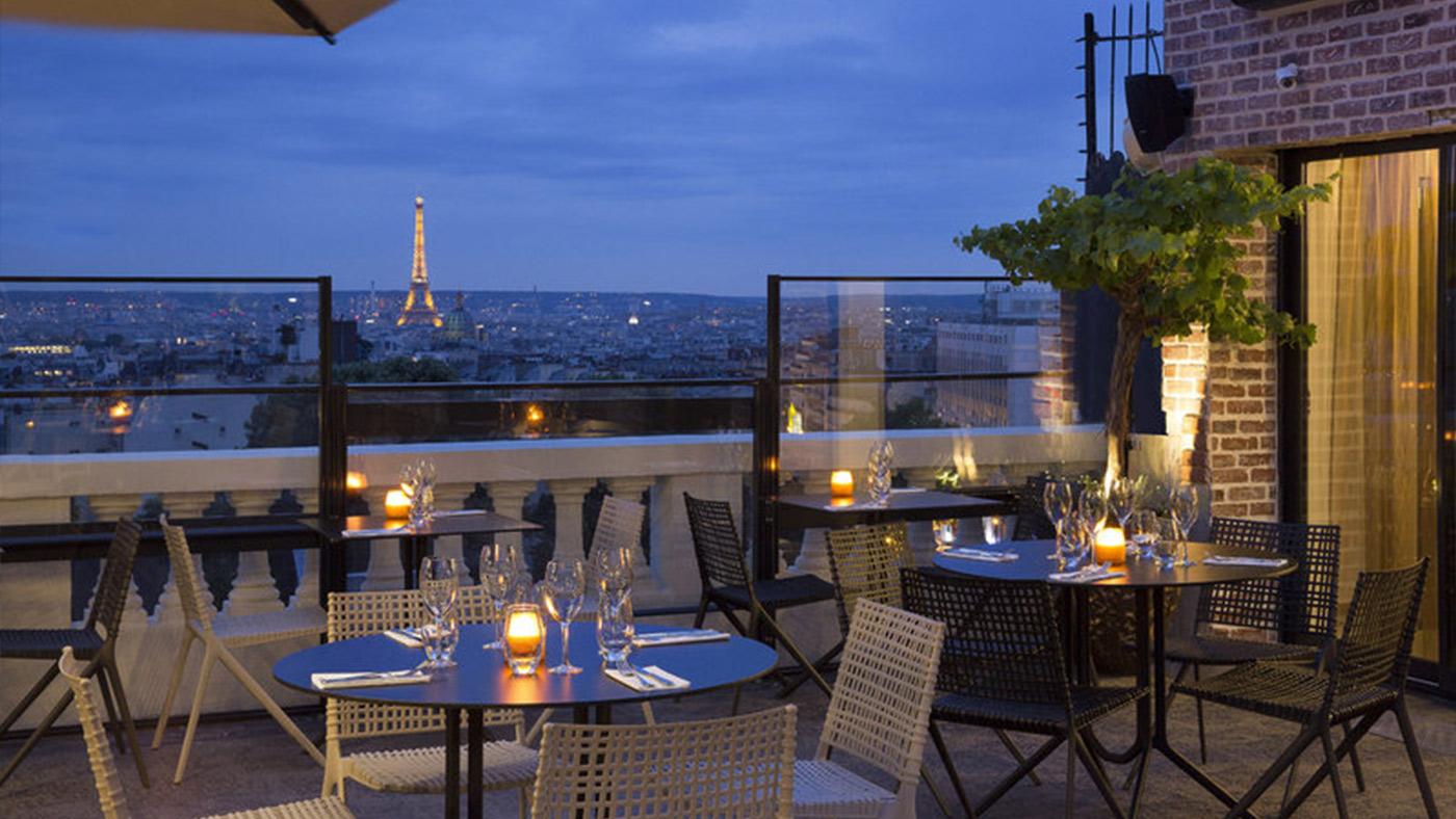 Hotel Terrass Paris