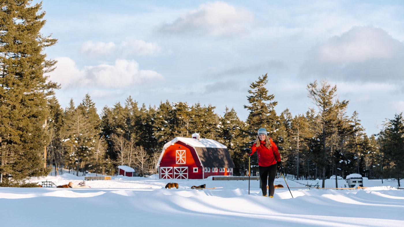 Whistler ist eine bekannte Skiregion (Photocredit: Taylor Burk)