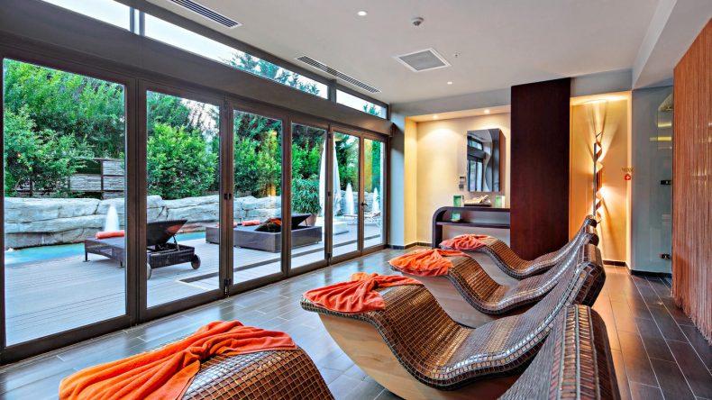Mit seinem über 200qm großen Wellnessbereich gehört das TUI SENSIMAR Side Resort und Spa zu den besten Wellnesshotels für den Winter.