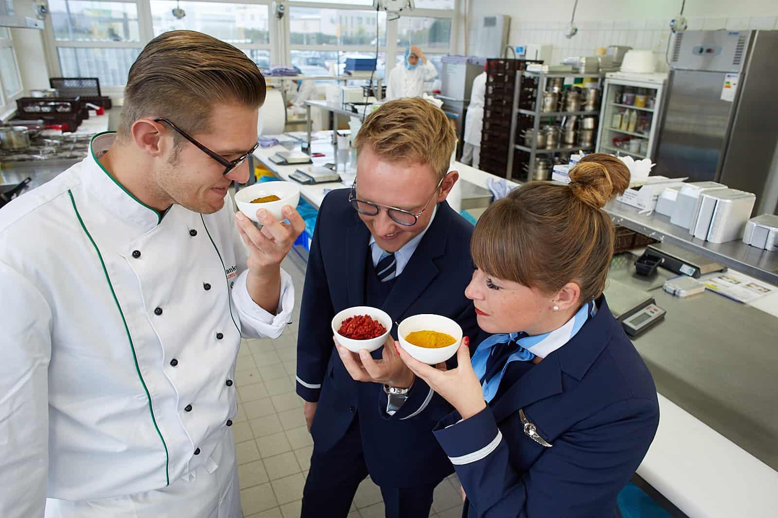 Die Currywurst aus dem Zentrum Europas