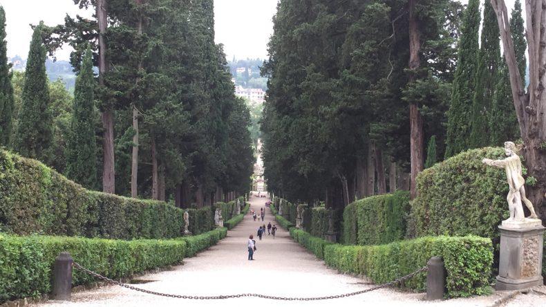Der Giardino di Boboli verspricht ein wenig Ruhe & Entspannung im stressigen Sightseeing-Programm.