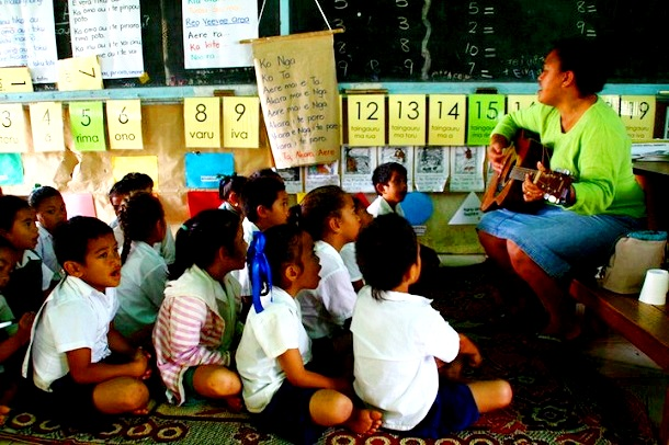 Englisch im Ausland unterrichten (Credit: Kristin Pietack)