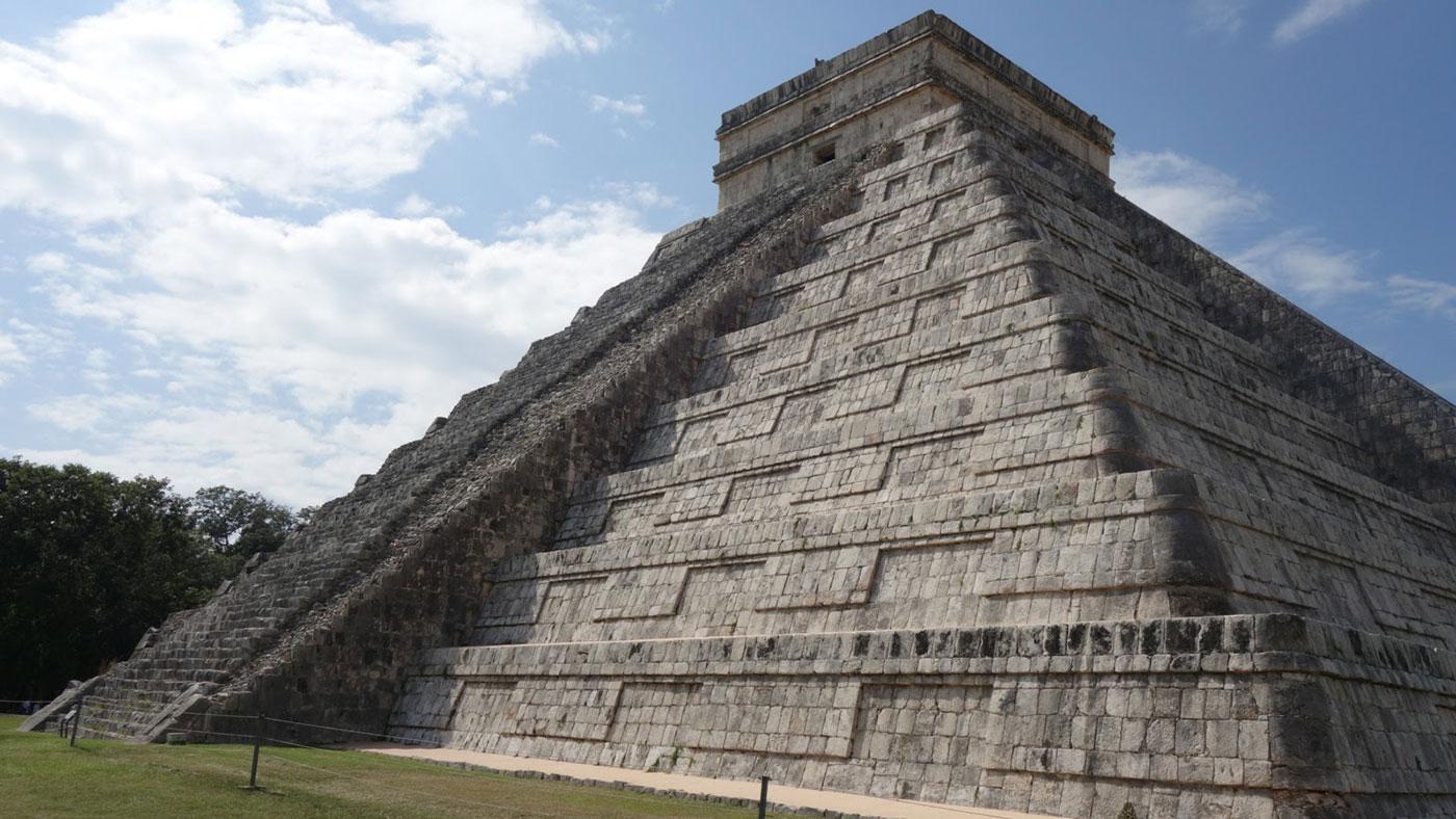 Chichén Itzá: Die Stadt im Dschungel