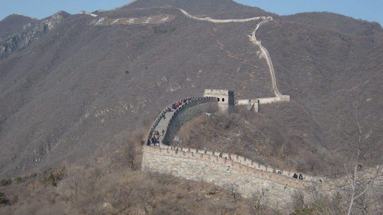 Chinesische Mauer, China