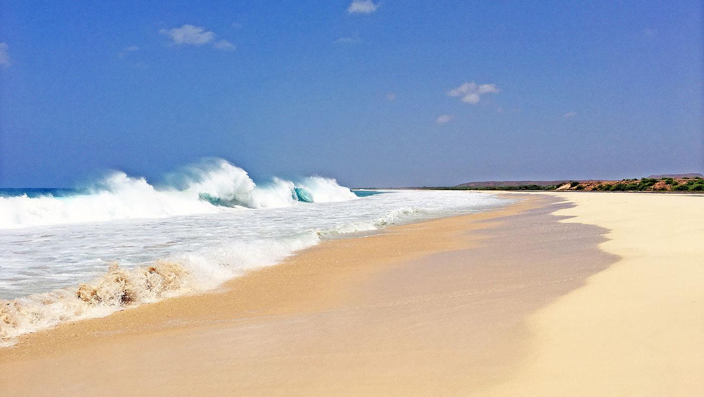 Ein Strand nur für mich allein :)
