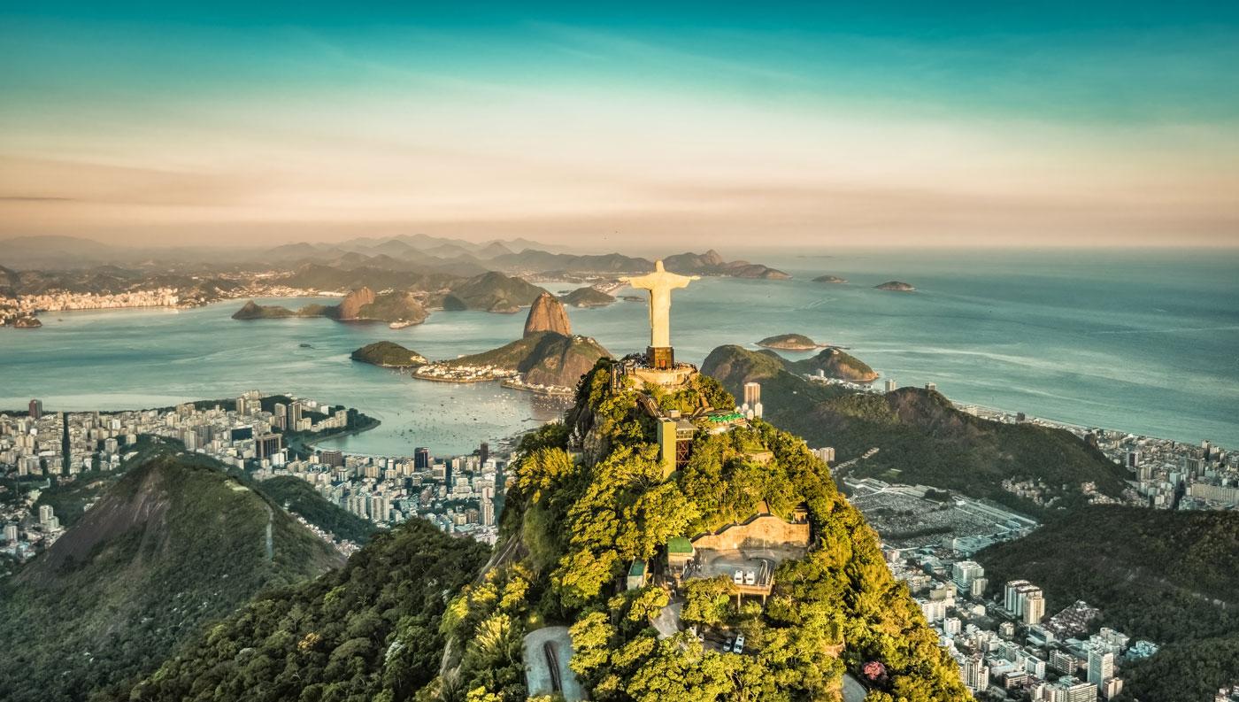 Die Christusstatue in Rio de Janeiro (shutterstock/marchello74)