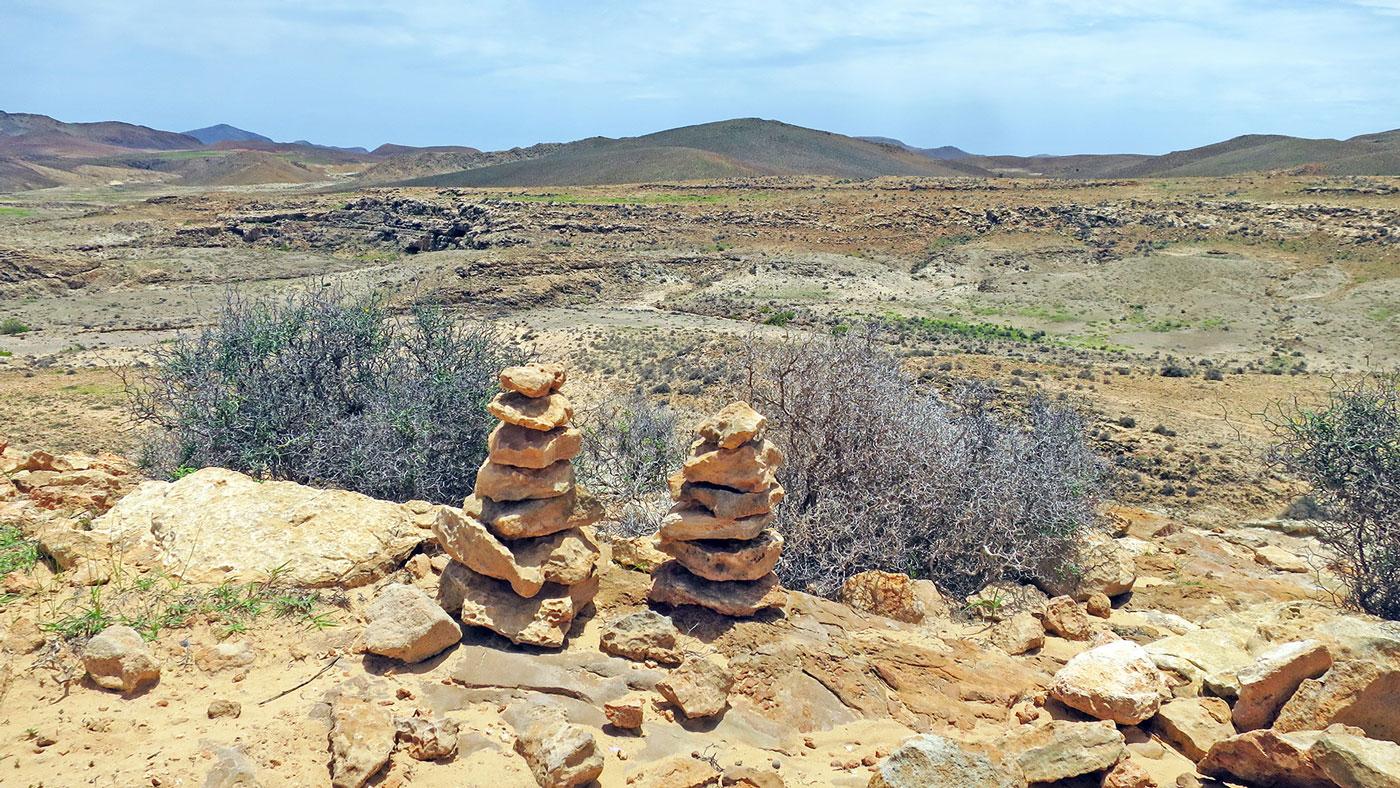 """Die Inseln Sal und Boa Vista werden auch als """"Wüsteninseln"""" bezeichnet."""
