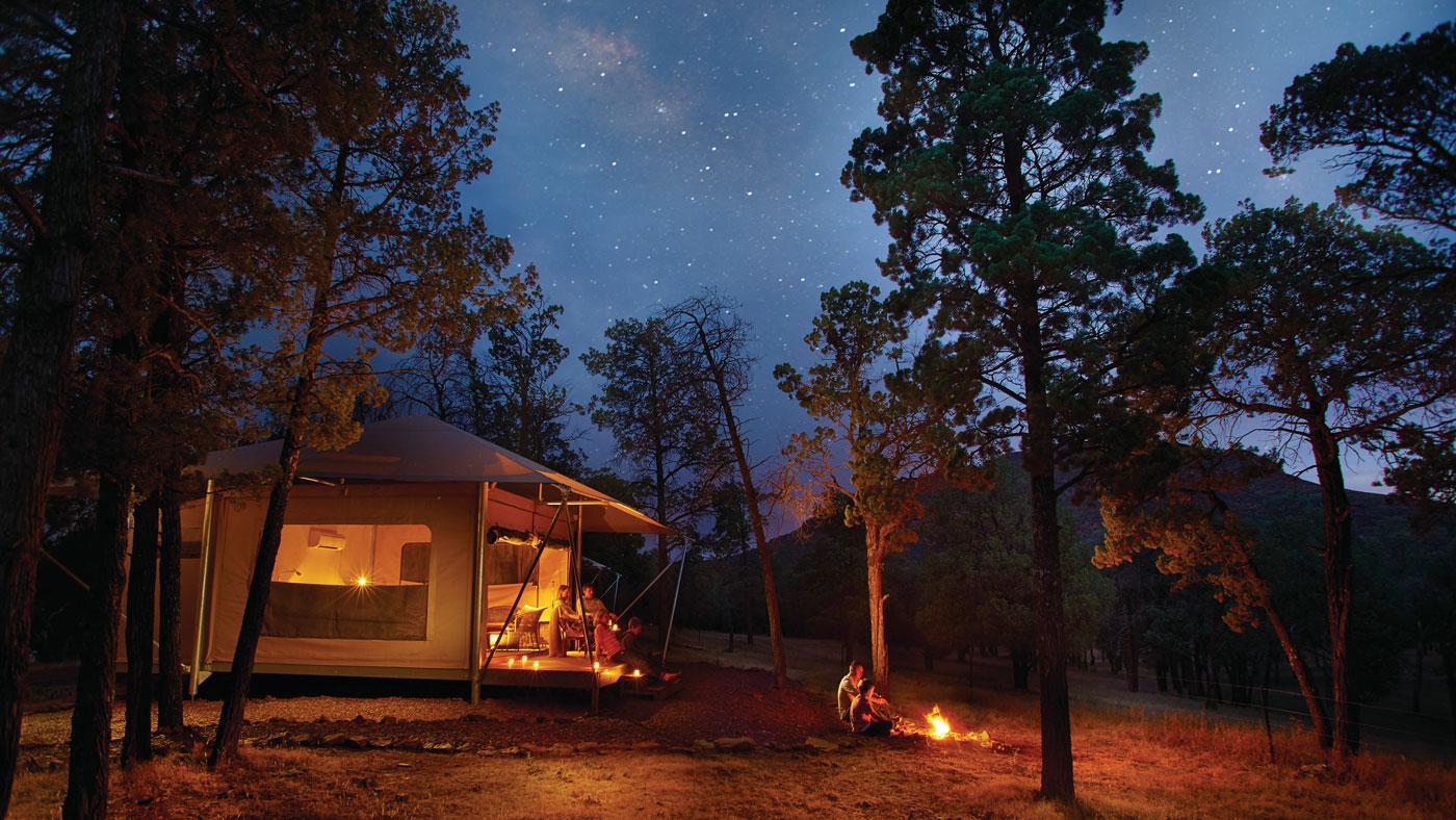 Wer das große Abenteuer sucht, wird auf dem Explorers Way fündig! (Copyright: Tourism SA)