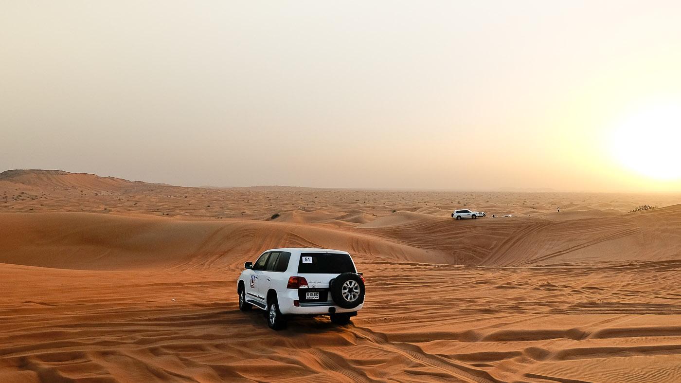 Jeep Tour durch die Wüste