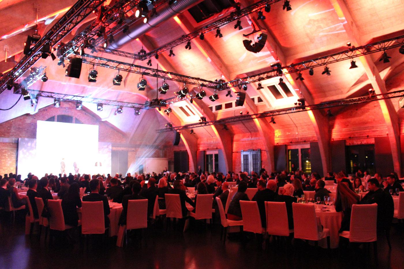 Etwa 300 Gäste sind zur TUI Holly Gala 2019 geladen