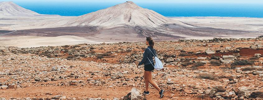 Fuerteventura Vulkan Wandern