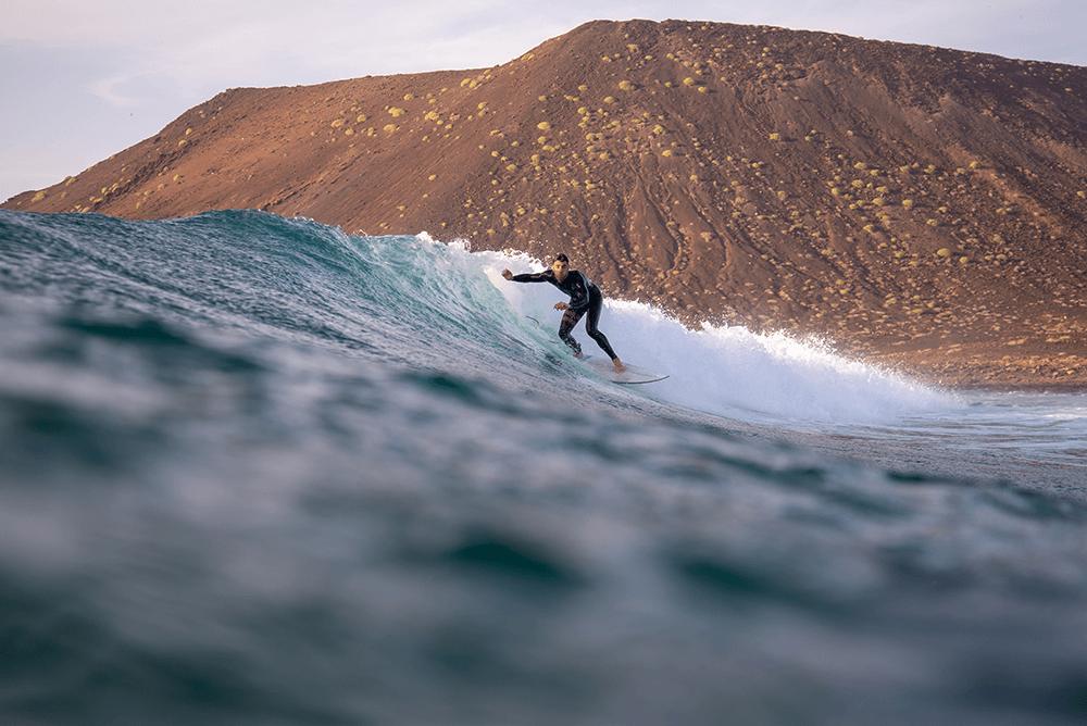 Auf Fuerteventura surfen ist der absolute Traum!
