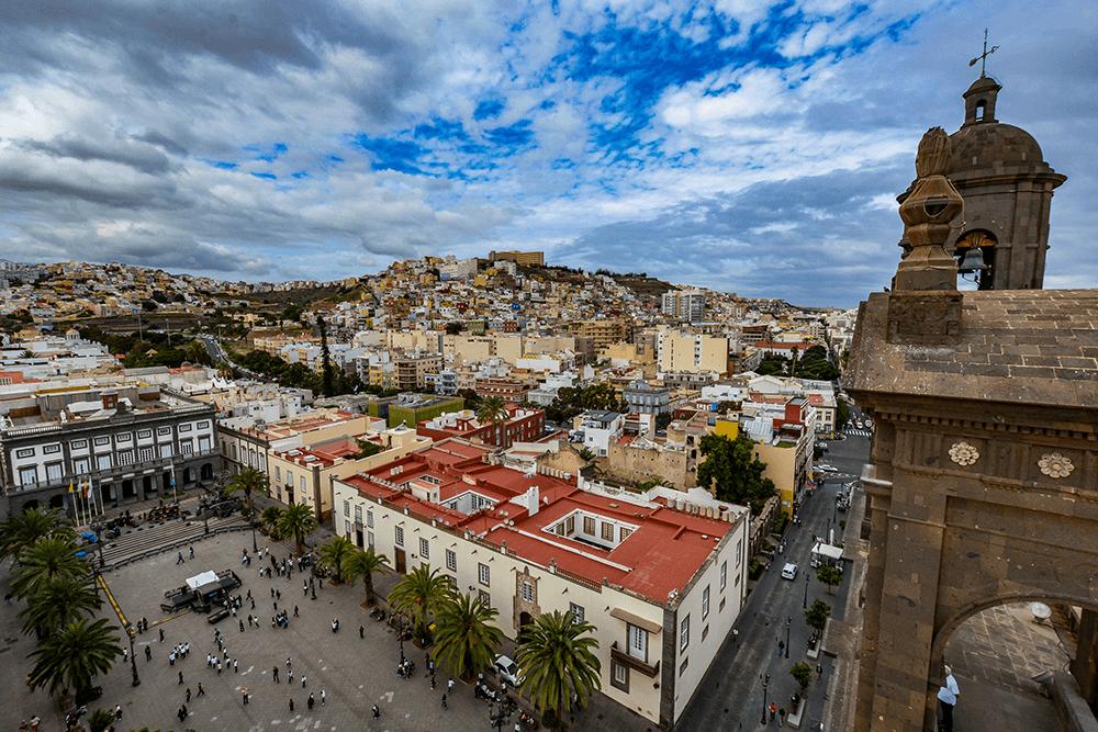 Die Vegueta ist eine wunderschöne, außergewöhnliche Altstadt und das älteste Viertel von Las Palmas.