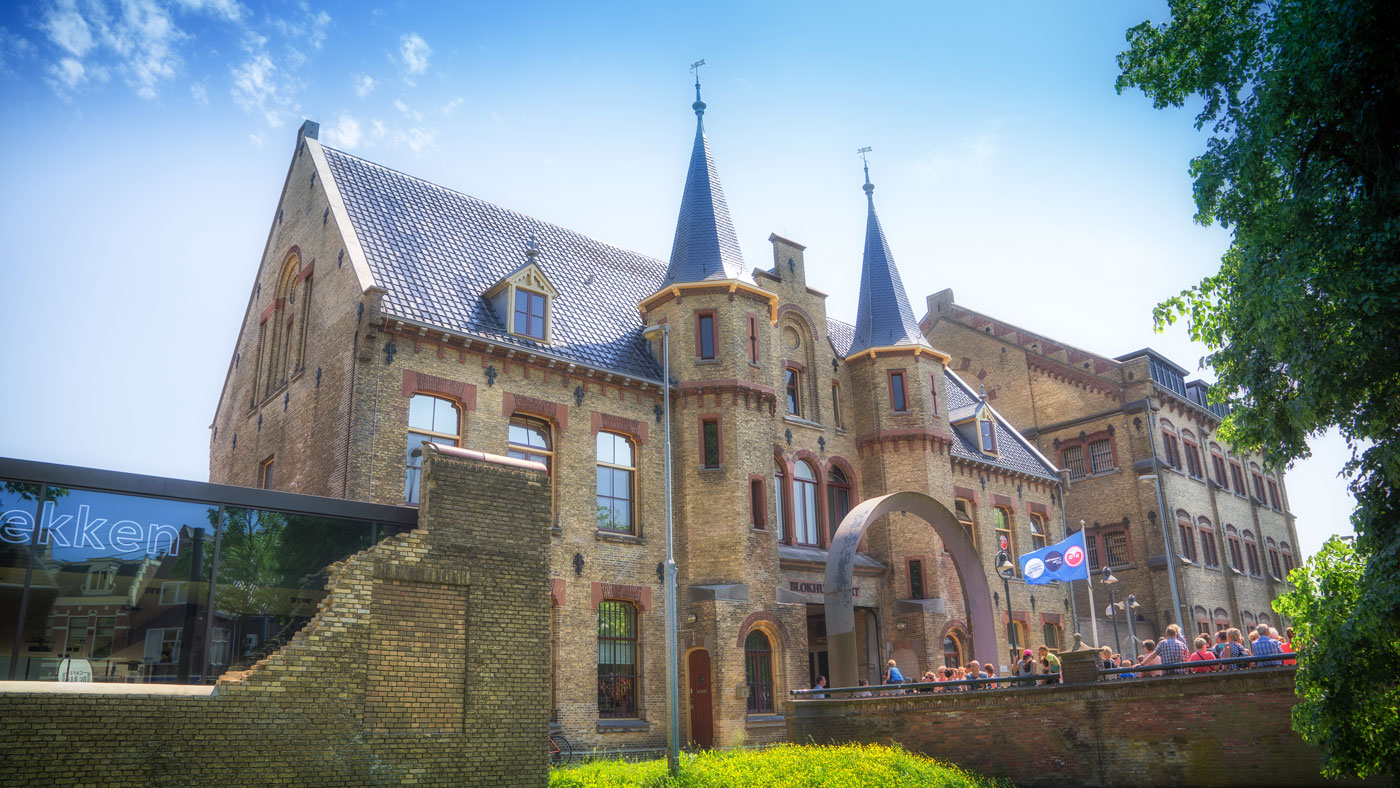 Das alte Gefängnis in Leeuwarden