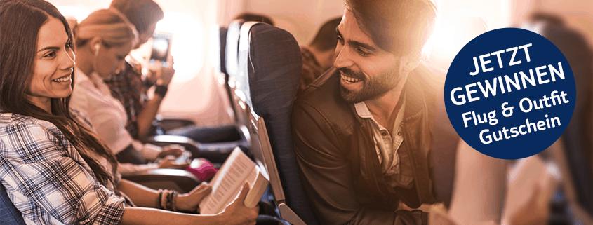 Das perfekte Flugoutfit: Ein modischer Start in den Urlaub