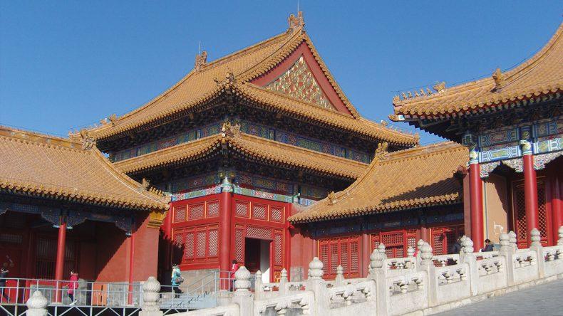 Verbotene Stadt, Peking