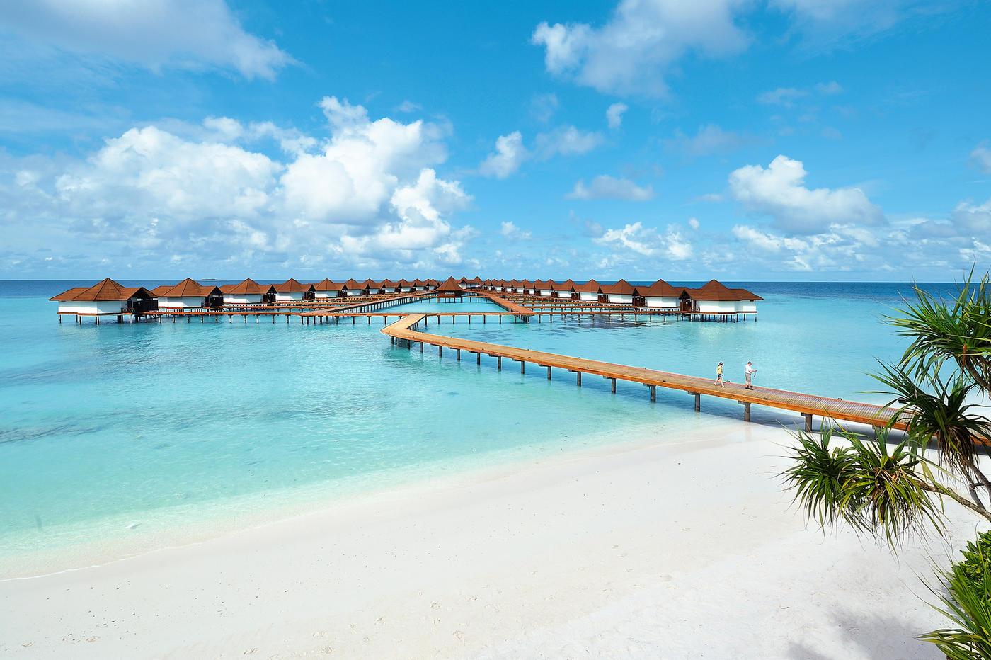 Ein Paradies auf Erden! Der ROBINSON Club Maldives.